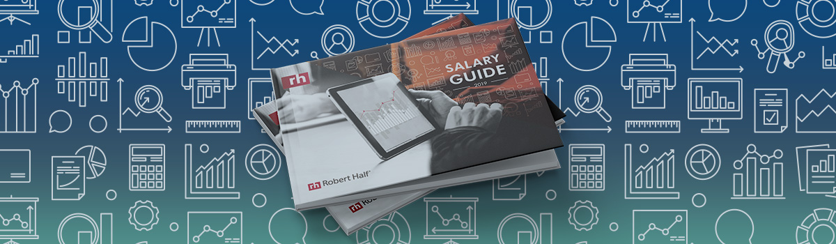 2019 Robert Half Salary Guide