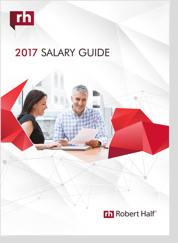 New Zealand 2017 Salary Guide Download